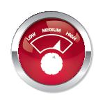 nút tùy chỉnh nhiệt độ bình nóng lạnh ariston