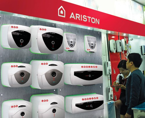 Cách dùng bình nước nóng lạnh Ariston tiết kiệm điện năng