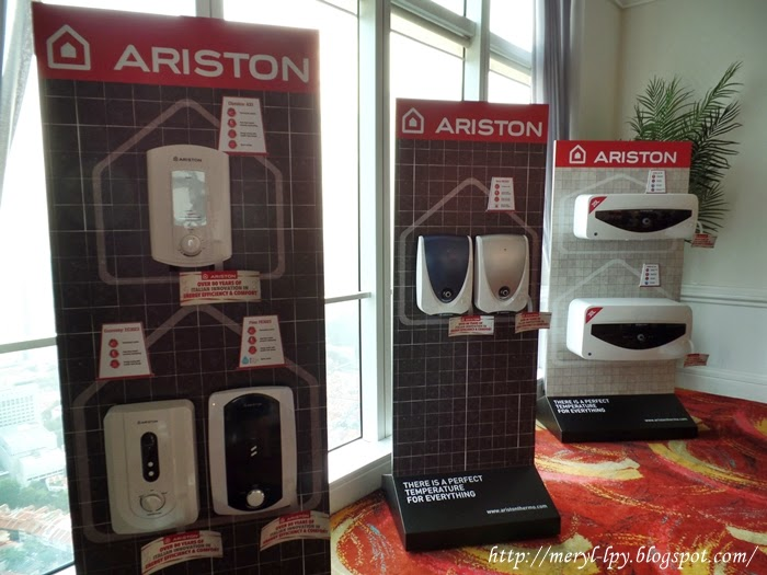 Showroom Hải Linh cam kết chỉ phân phối các sản phẩm Ariston chính hãng đến khách hàng