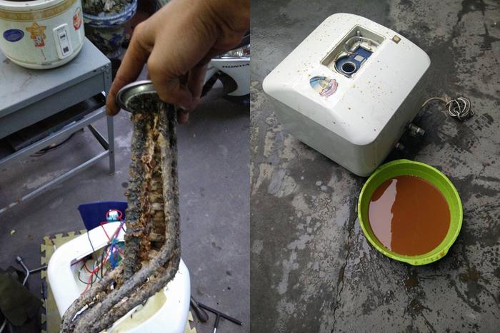 Bí quyết chống rò điện khi dùng bình nước nóng Ariston
