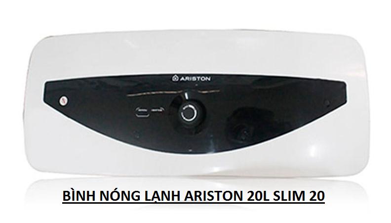 bảng giá bình nóng lạnh ariston 20l