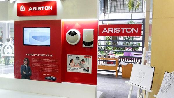 Binh nong lanh Ariston chinh hang