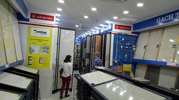 Showroom Hải Linh - Địa chỉ mua bình nước nóng Ariston 30L chính hãng, giá rẻ