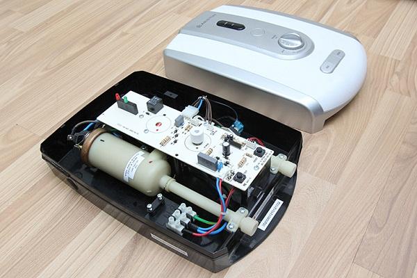 hướng dẫn lắp máy nước nóng trực tiếp