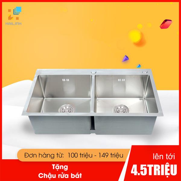 Qua tang 4.5 trieu cho don hang 100 - 149 trieu